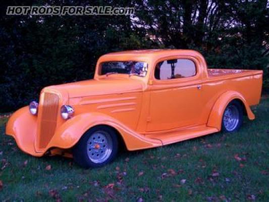 34 Chev Coupe